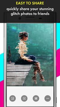 Glitch Photo Maker - Glitch Art & Trippy Effects screenshot 5