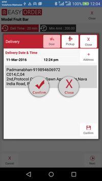 Easy Order apk screenshot