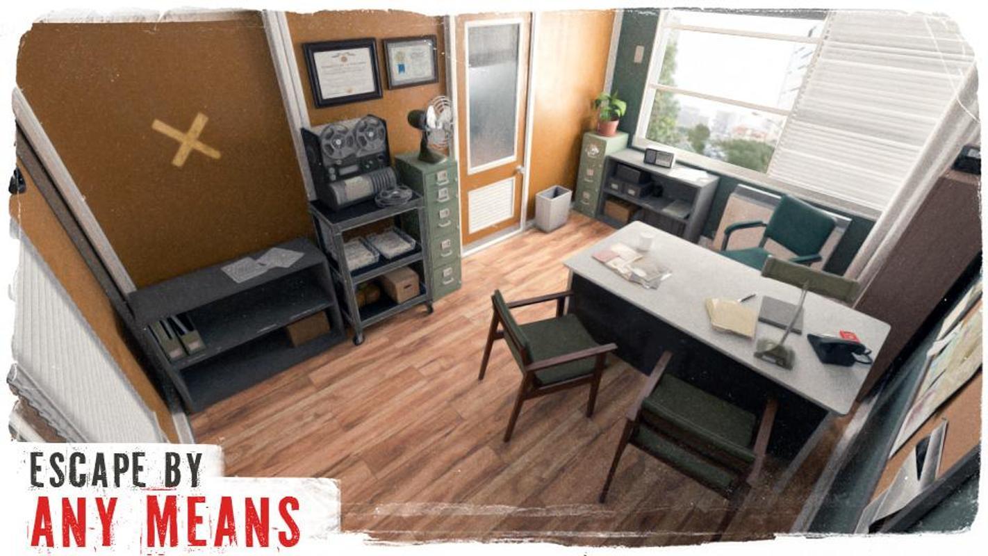 Javelin Spotlight Room Escape