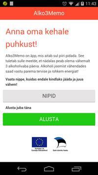 Alko3Memo poster