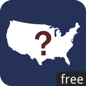 US States Quiz Free icon