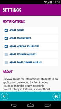 Survival Guide apk screenshot