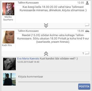 Eesti sohvrid screenshot 2