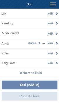 Auto24.ee apk screenshot