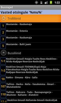Eesti ühistransport screenshot 4