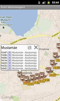Eesti ühistransport screenshot 7