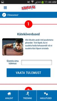 Fitness.ee apk screenshot