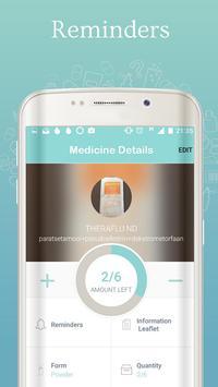 MediKeep-pill reminder & home pharmacy management apk screenshot