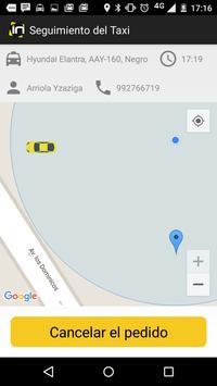 In Taxi screenshot 4