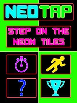 NeoTap: Neon Tile Tap Retro screenshot 3