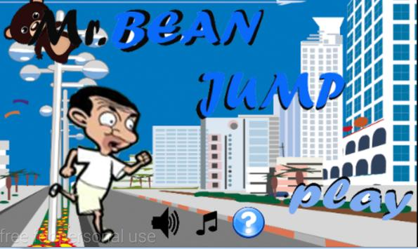 mr.bean jumping adventures screenshot 4
