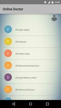 Online Doctor screenshot 1