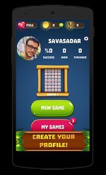 Word Challenge Online - Game apk screenshot