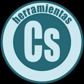 Herramientas Cs icon