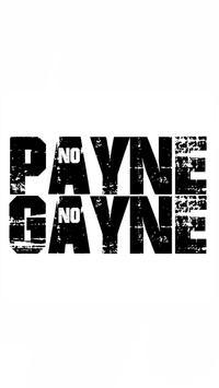 No Payne No Gayne poster
