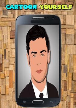 Cartoon Photo Editor screenshot 1