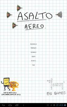 Asalto Aereo Free poster