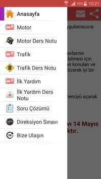 Ehliyet Cebinizde apk screenshot