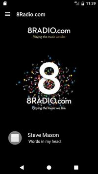 8Radio.com apk screenshot