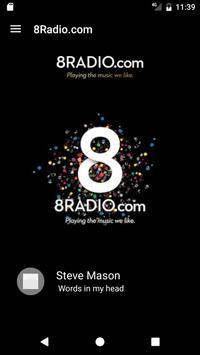 8Radio.com poster