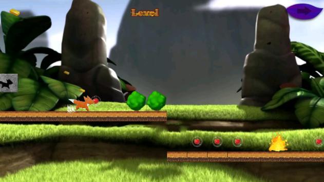 Faster Fox dragon Adventure apk screenshot