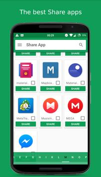 Share apps poster