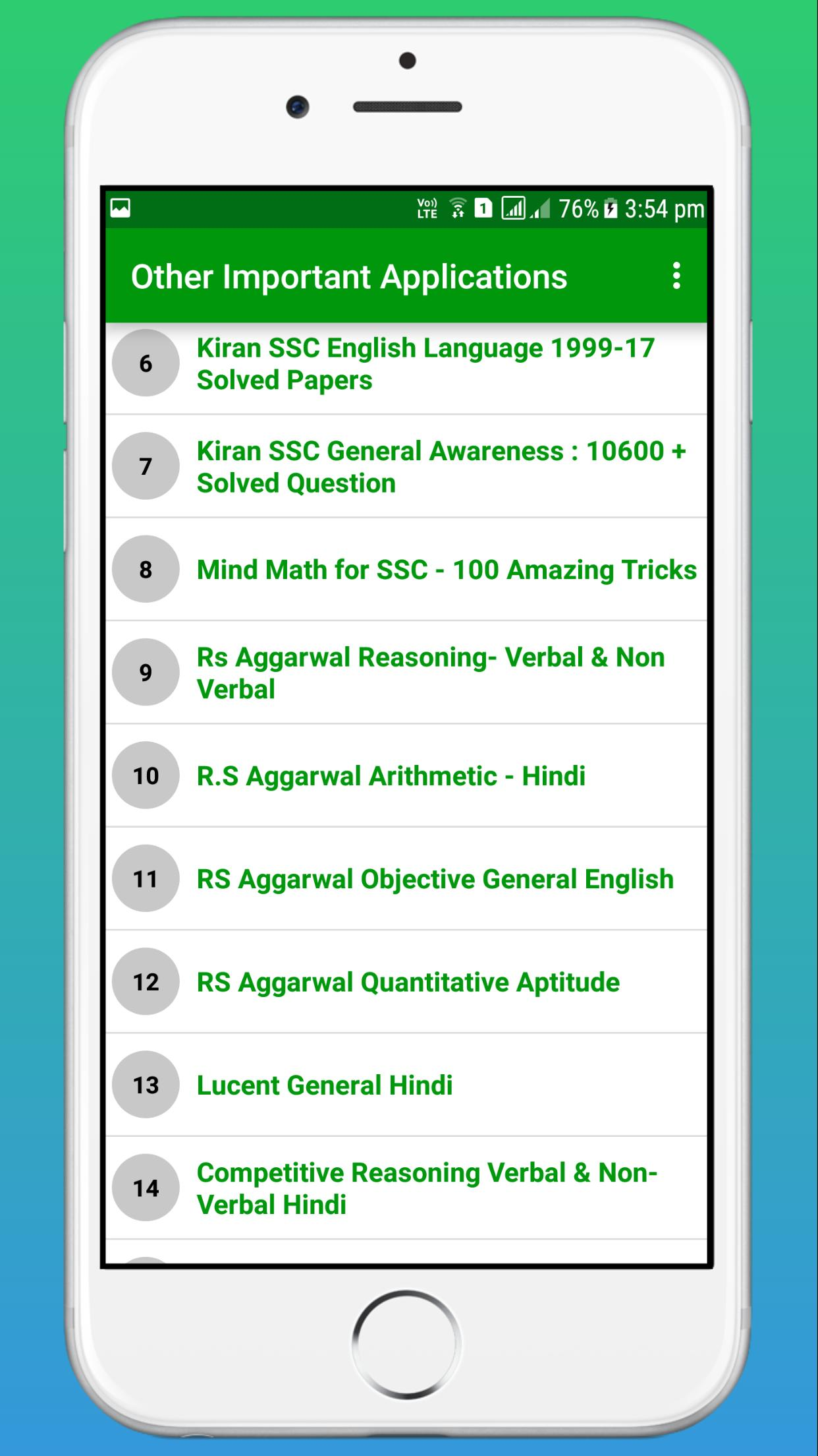 SSC General Studies in Hindi for Android - APK Download