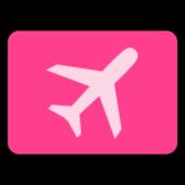 FLIGHTS Google Flights icon