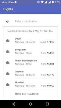 FLIGHTS Google Flights apk screenshot