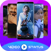 Tamil Full Screen Video Status icon