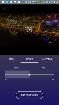 Slow Motion & Timelapse Video Editor - Speed Invid screenshot 2