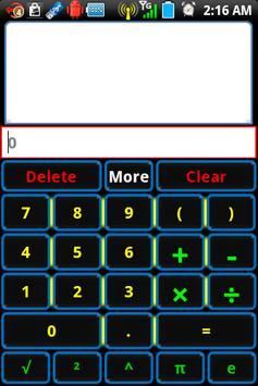 Listcalc Calculator poster