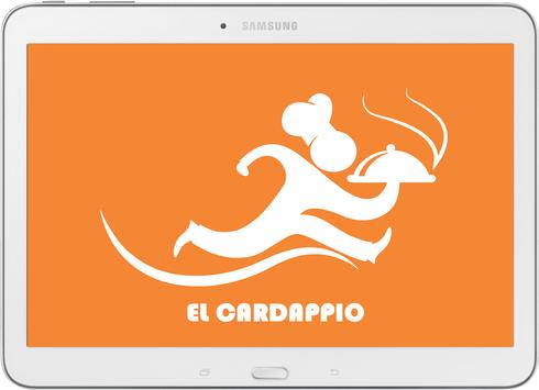 El Cardappio App screenshot 2