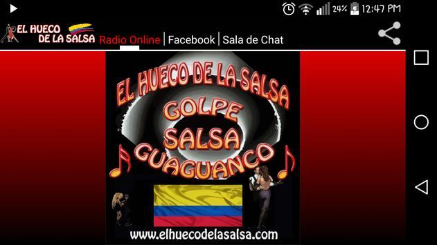 EL HUECO DE LA SALSA screenshot 2