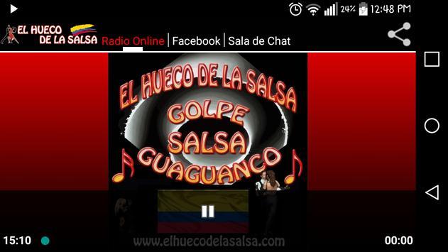 EL HUECO DE LA SALSA screenshot 3