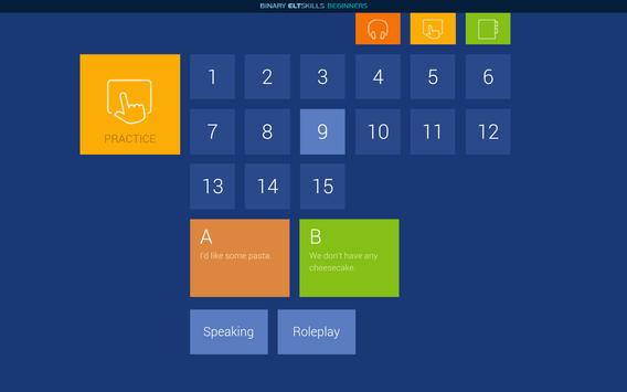 ELT Skills ND Beginners B apk screenshot