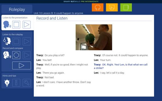 ELT Skills ND Pre-Intermediate A screenshot 6