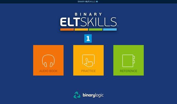 ELT Skills S 4 poster