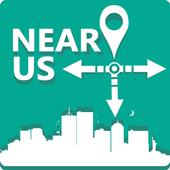 NearUs icon