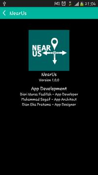 NearUs apk screenshot
