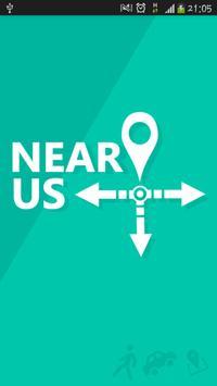 NearUs poster