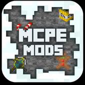 MCPE Mods-icoon