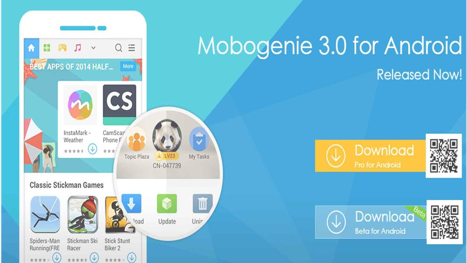MOBOGENIE POUR ANDROID 4.0.4 TÉLÉCHARGER