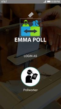 EMMA POLL screenshot 1