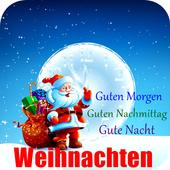 Guten Morgen Nachmittag Nacht Weihnachten Pour Android