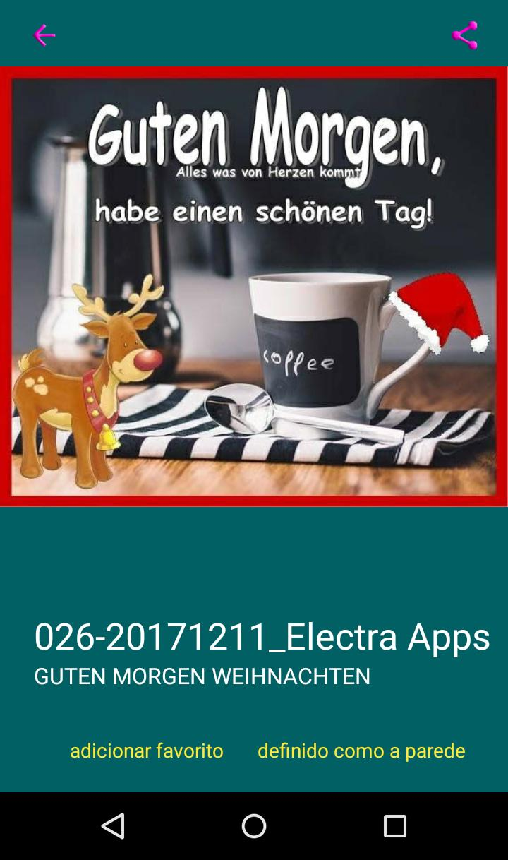 Guten Morgen Weihnachten For Android Apk Download