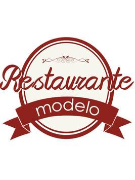 Restaurante Modelo Electra poster
