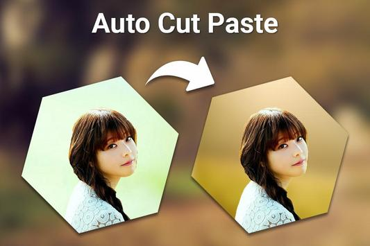 Background Changer : Cut Paste Photo Editor poster