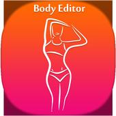 Girl Body Shaper : Body Shape Editor(Body Slimmer) icon