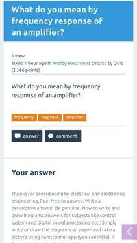 Analog electronics circuits screenshot 6